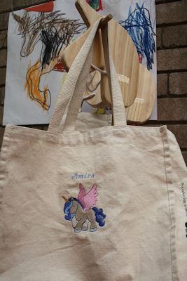 Carols Unicorns Party Gift Bag