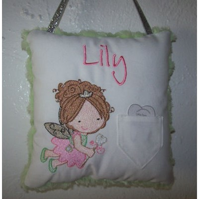 Cheryls Tooth Fairy Pillows