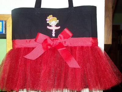 Lyns Ballet Cuties Tutu bags