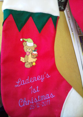Samanthas Christmas Bears Projects