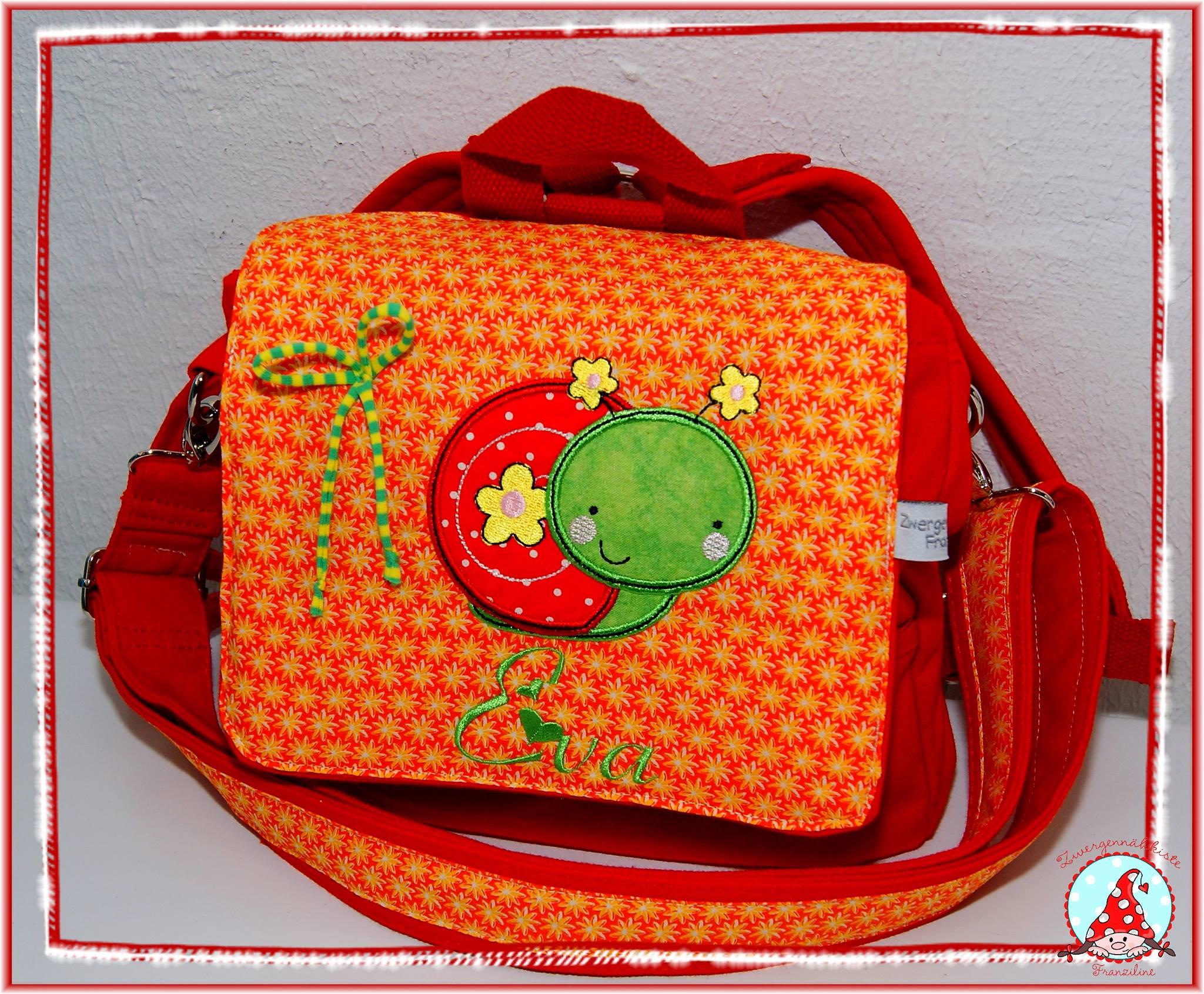 Fran Cuddle Bug Bag Ayg 16