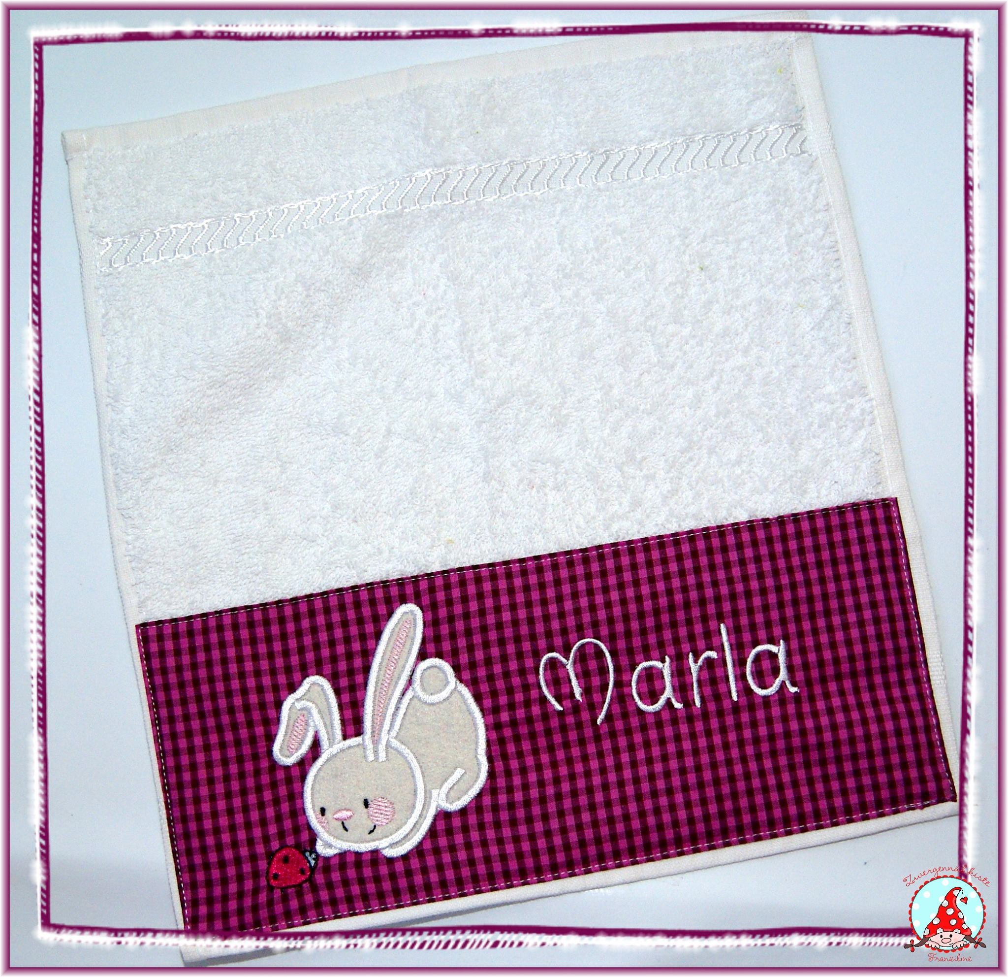 Fran Snuggle Bunny Applique Projects