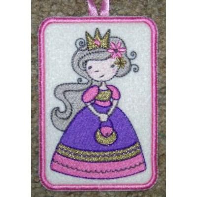 Carolyns My Fair Princess Ornament