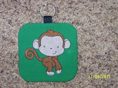 Carolyn Mighty Jungle Animals Coin Purses
