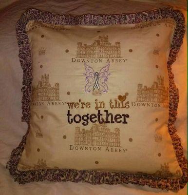 Liz Survivor Pillow