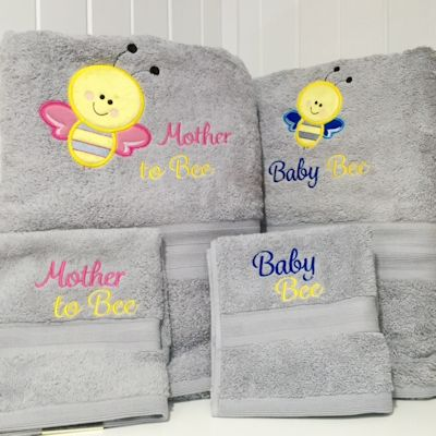 Kerry Bumble Bee Towels