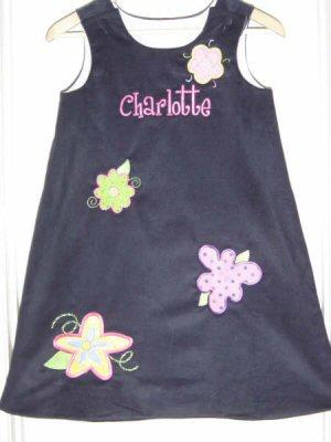 Jennis Funky Flowers Dress
