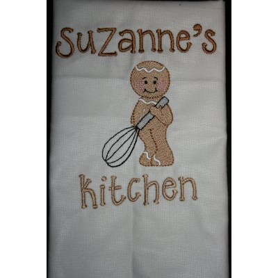Kerrys Ginger In My Kitchen Tea Towel
