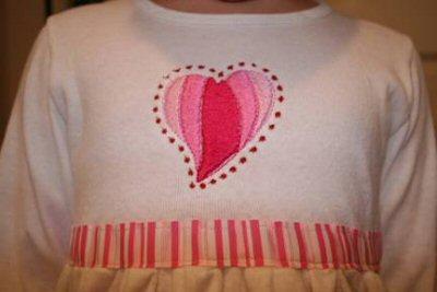 Shannons Sweet Heart Dress