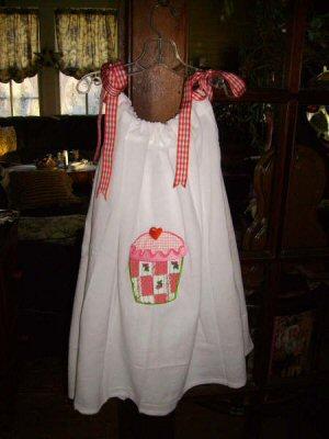 Wendys Flour Sack Dress