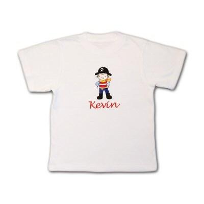 Charlottes Pirates Ahog Tshirt