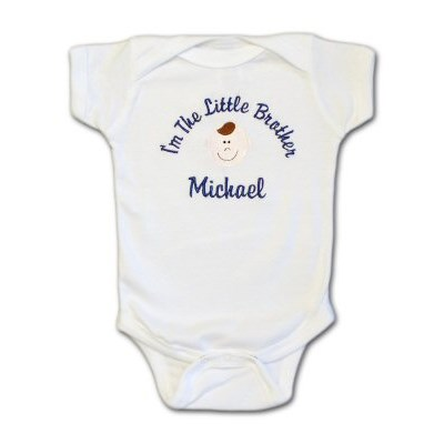 Charlottes Little Faces Onsie