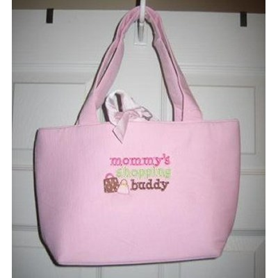 Lauries Dear Mommy Tote Bag