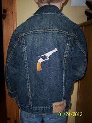 Colleens Go West Jacket