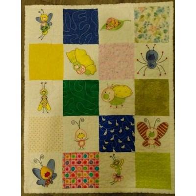Lynne Spring Bugs Quilt