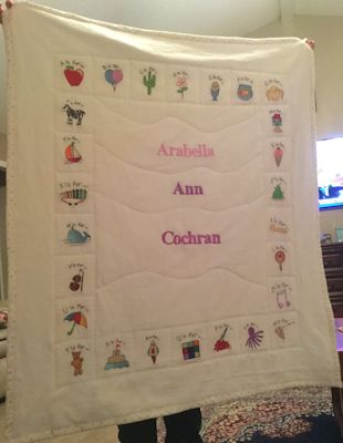 Mary Ann A is For Quilt Feb 16