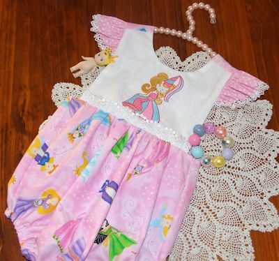 Lindy Lou Kidsworld My Fair Princess outfit Feb 17