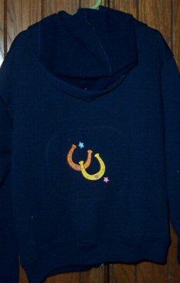 Jeannes Pretty Ponies Jacket