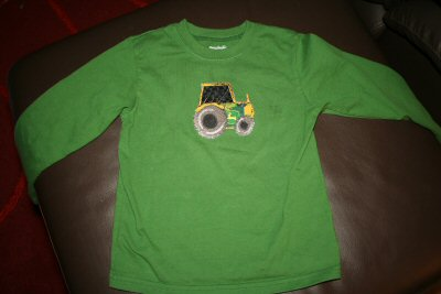 Shellys Applique Boys Toys Shirt
