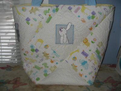 Karens Spring Moments Diaper Bag