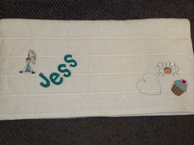 Leticia Towel 1