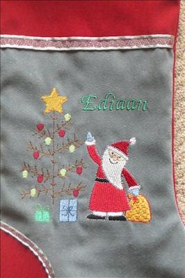 Karins Lil Santa Stockings