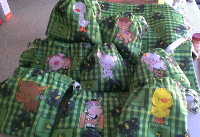 Cindy Farm Animal Bags