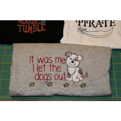 Carolynn Dog Gone Shirt