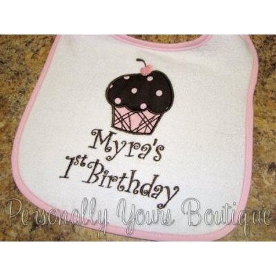 Personally Yours - Cupcakes Applique
