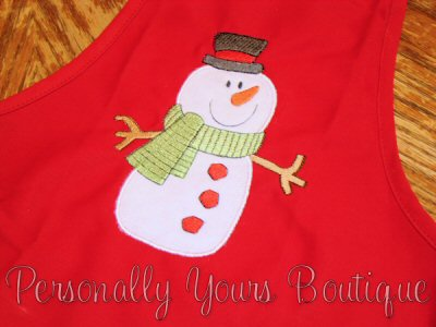 personally yours - little stitchies in xmas