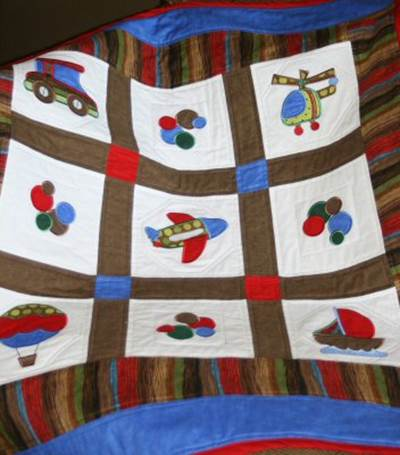 Kathys On The Move Quilt
