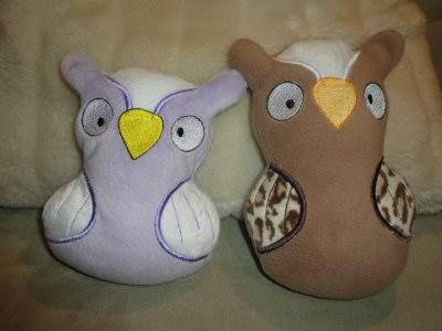 Shelleys Owl Softies