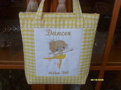 Marys Ballet Cuties Ballet Bag