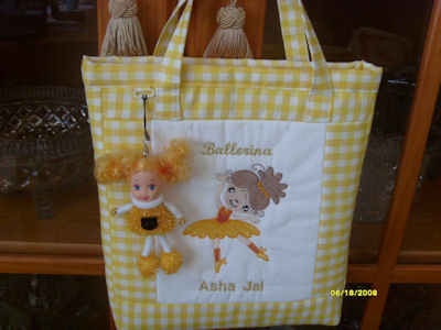 Marys Ballet Cuties Ballet Bag