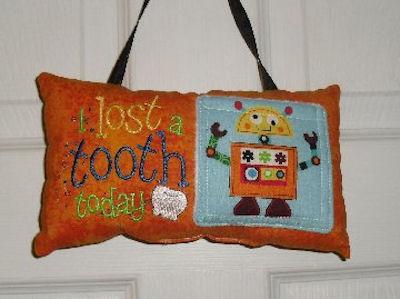 Juanita Tooth Fairy Pillows