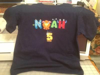 Karlene Monster Mash Shirt