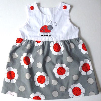 Pascale Feels Like Spring Dress