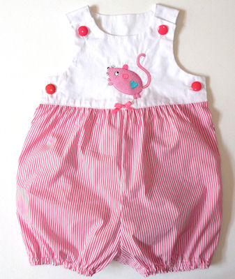 Pascale Playtime Romper