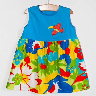 Pascale Jungle Daze Dress
