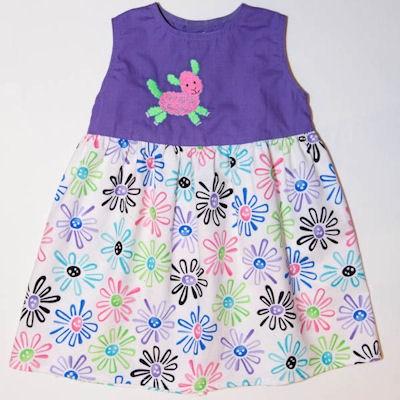 Pascale Ditsy Do Dress