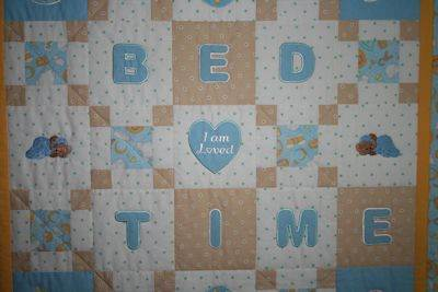 Diane Bed Time Quilt
