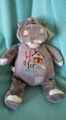 Katy What For Toy Elephant