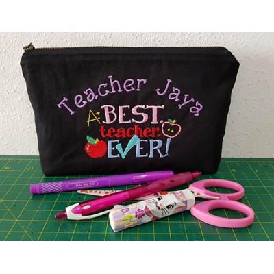 Gladys Dear Teacher Bag Jul 17