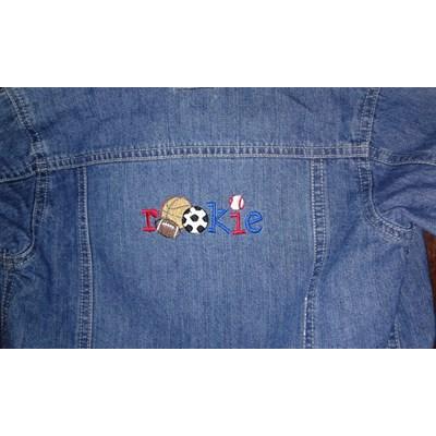 Jolene Sports Dad Jacket Jul 17