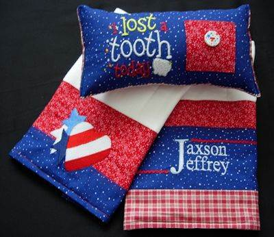 Melissa The Tooth Baby Set Jul 17