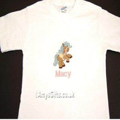 Lauras Pretty Ponies Shirt