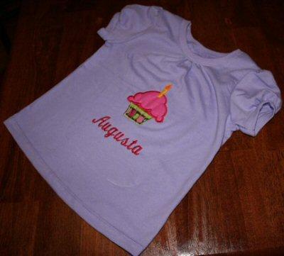 Autumns Cupcakes Shirts