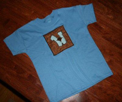 Autumns Kids Alpha Shirts