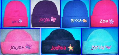 Bronwynes Hats