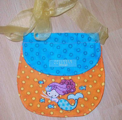 Alkes Mermaids Bag